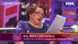 Dra. Cordero analiza el gabinete de Sebastián Piñera