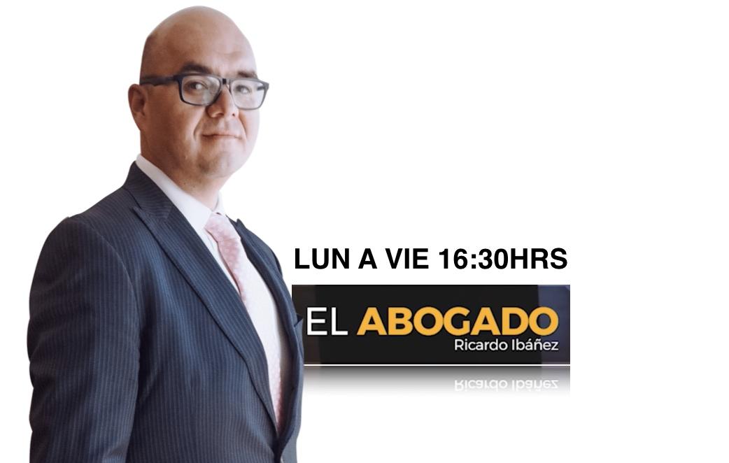 #ElAbogado con Ricardo Ibáñez
