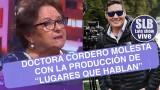 """SLB. Dra Cordero asegura que programa """"Lugares Que Hablan"""" saca provecho de gente humilde"""