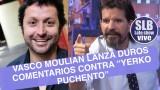 """SLB. Vasco Moulian apunta hacia Daniel Alcaíno """"Sé muchas cosas de él"""""""