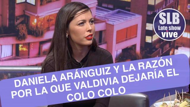 SLB. Daniela Aránguiz revela la razón que alejaría a Jorge Valdivia de Chile