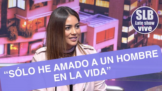 SLB. Camila Recabarren se sincera y asegura que sólo una vez estuvo enamorada