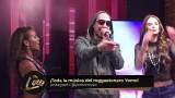 """El cantante Yomo llega hasta """"The Lao"""""""