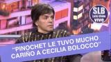 SLB. Revive las mejores frases de Gonzalo Cáceres en conversación con JC