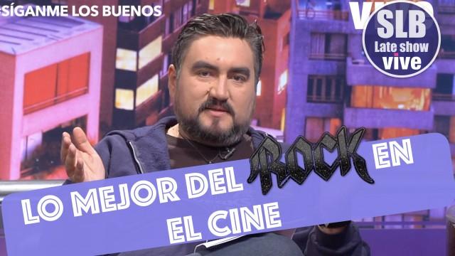 SLB. César Parra y el rock en el cine parte 2