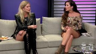 """Glamorama"". Entrevista a Javiera Acevedo y Monty Torrent"
