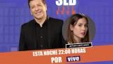 SLB. Antonia Santa María deja TVN tras 11 años