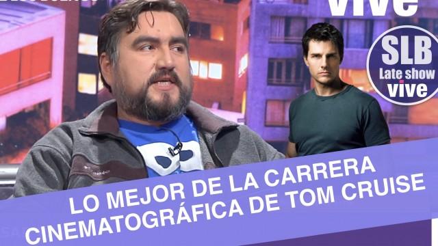 SLB. César Parra nos trae lo mejor de Tom Cruise en el cine