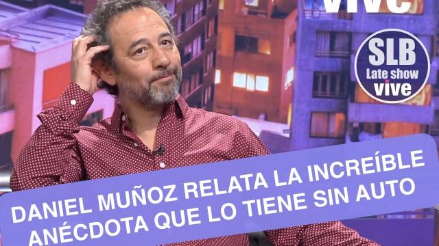 SLB. La increíble razón que tiene a Daniel Muñoz sin auto hasta hoy