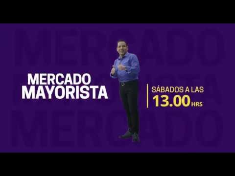 """""""Mercado Mayorista TV"""" estrenos todos los sábados a las 13:00 hrs."""