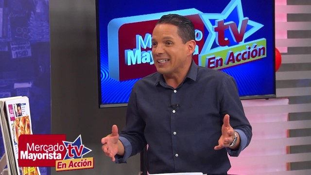 """Revive la entrevista a """"Feria Food and Service"""" sólo por Mercado Mayorista TV"""