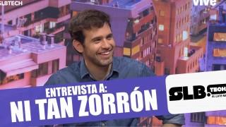 """""""[VIDEO]"""" SLBtech- Entrevista a Ni Tan Zorrón"""
