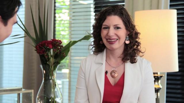 MUJERES DESTACADAS entrevista a Marilyn Masbernat