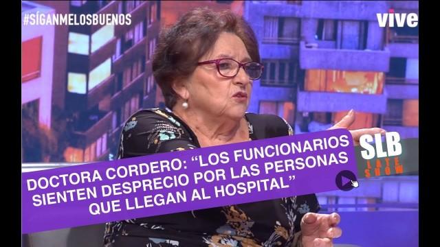SLB. Dra. Cordero analizó la salud pública en el país