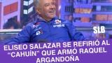 SLB. Eliseo Salazar desclasificó la verdad de lo que dijo Raquel Argandoña