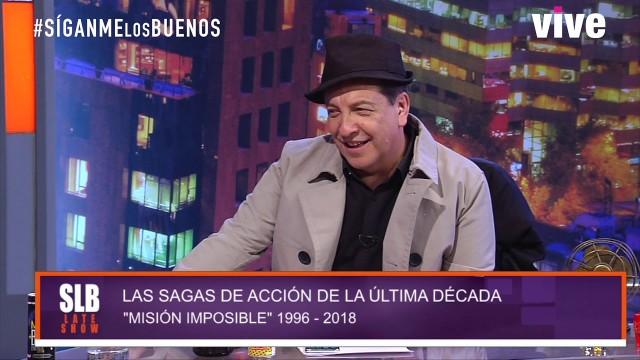 SLB. César Parra y las mejores trilogías de todos los tiempos