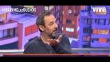 """SLB. Daniel Muñoz y su visión de los políticos chilenos """"Yo quemaría el Congreso"""""""